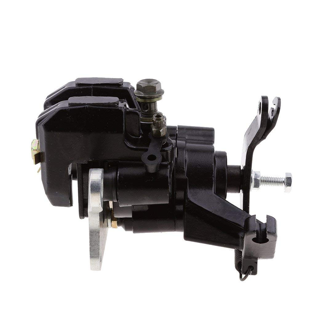Bremssystem Quad ATV hinten Backbayia Bremspumpe f/ür Scheibenbremse hinten