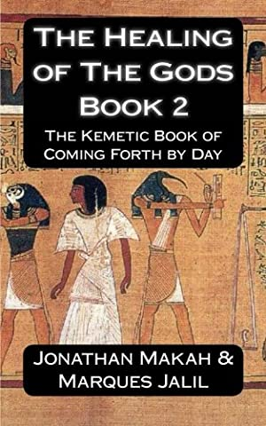 The Healing of The Gods Book 2:: The Kemetic Book of Coming Forth by Day (Book Of Coming Forth)