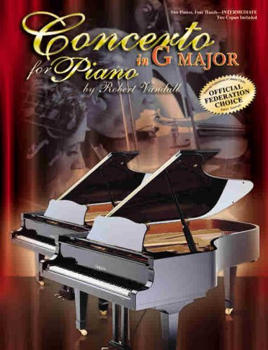 Concerto in G Major: Sheet (Alfred Enseble Series)