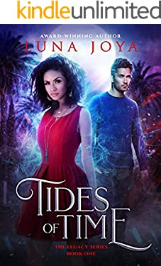 Tides of Time (The Legacy Book 1)