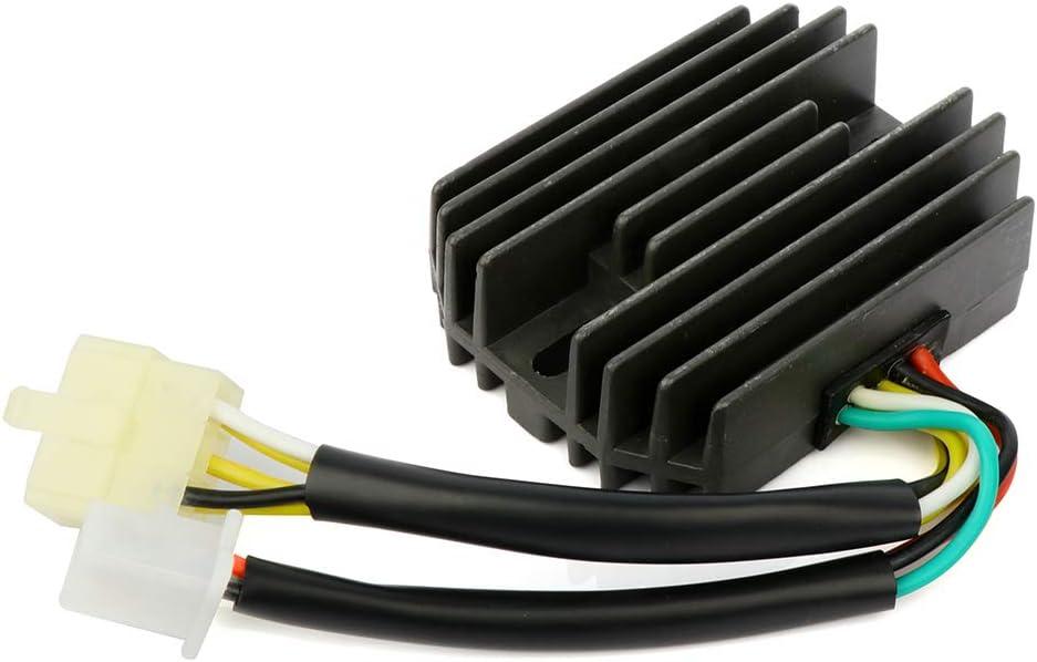 ANPART Voltage Regulator Rectifier Fit For 1980-1982 Honda CB750C 1979-1982 Honda CB750F 1981-1982 Honda CB900F 1983-1985 Honda Nighthawk 650 1982-1983 Honda Nighthawk 750