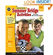 #1: Summer Bridge Activities®, Grades 3 - 4