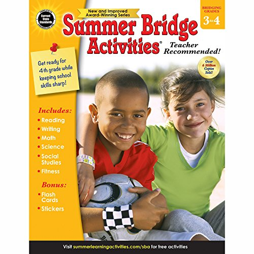 Summer Bridge Activities®, Grades 3 - 4 (Activities Curricular Cross)