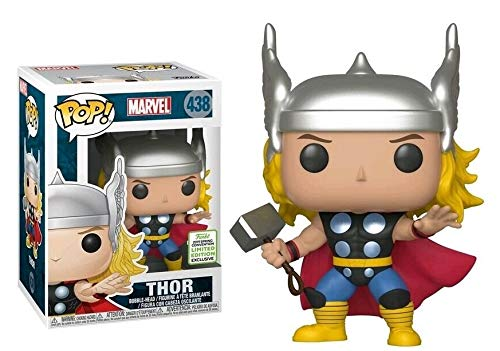 Funko Pop! Marvel Thor #438 2019 Spring Convention Limited Edition Exclusive