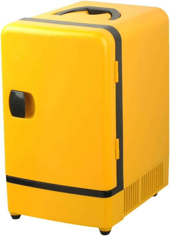 ミニ冷却ユニット,デュアル使用車冷蔵庫ミニ コンパクト冷蔵庫 7 L 小型冷蔵庫電子冷蔵庫ポータブル冷蔵庫