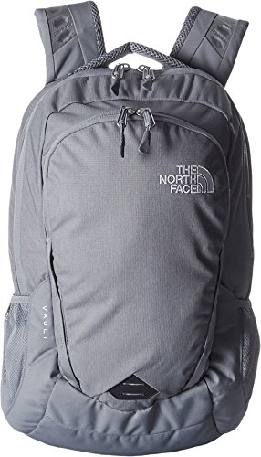 The North Face Unisex Vault Mid Grey Dark Heather/Mid Grey One Size