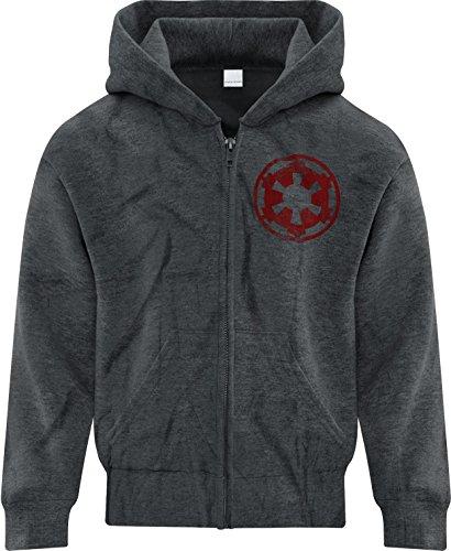 No Crest Full Zip Sweatshirt - 7