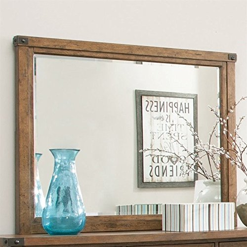 Coaster Home Furnishings 204174 Bridgeport Collection Mirror by Coaster Home Furnishings