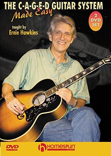 Dvd Two Homespun - Homespun The C-A-G-E-D Guitar System Made Easy DVD's 1 & 2