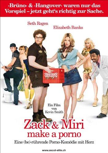 Zack and mindy make a porno
