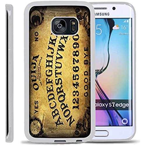 S7 Edge TPU Case,Ouija Board 1 PREMIUM BUMPER Bumper Style Premium Case Slim Fit Dual Layer Protective Cover for Samsung Galaxy S7 Edge Sales