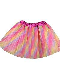 SK Studio Little Girls Baby Toddler & Kids Tulle Tutu Skirt