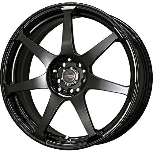 Drag Wheels DR-33 17X7.5/ 5x105/ 5x110 Gloss Black Full rims Drag Dr 33 Wheels
