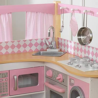 KidKraft Grand Gourmet Corner Kitchen: Toys & Games