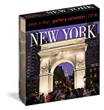 img - for New York Page-A-Day Gallery Calendar 2018 book / textbook / text book
