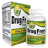 Best Detox For Drugs - All-in-1 Drug Free Detoxifier Supplement - Drug Detox Review