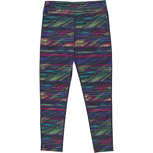 New Balance Little Girls' Performance Tights, Rainbow, (New Balance Comfort Pant)