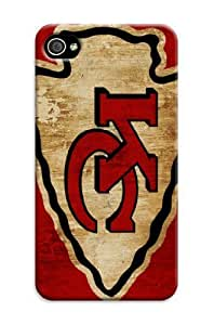 Case Cover For SamSung Galaxy S6 Protective Case,Handsome Football Iphone 5/5S /Kansas City Chiefs Designed Case Cover For SamSung Galaxy S6 Hard Case/Nfl Hard Skin for Case Cover For SamSung Galaxy S6