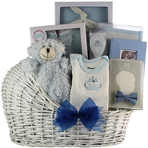 GreatArrivals Gift Baskets Little Prince Baby, Boy by GreatArrivals Gift Baskets