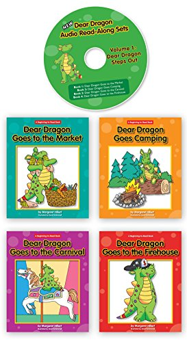 Dear Dragon Steps Out (Dear Dragon Audio Read-along Sets) by Norwood House Pr