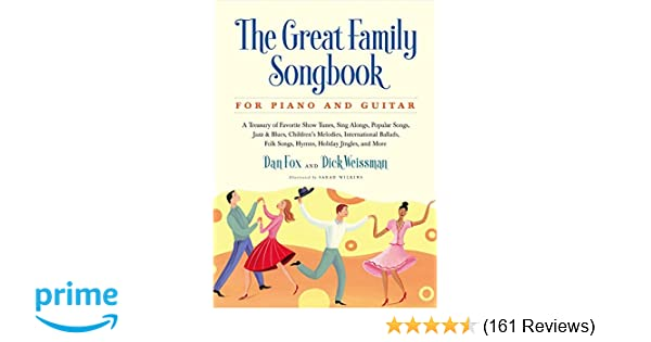 Amazon Great Family Songbook A Treasury Of Favorite Show Tunes