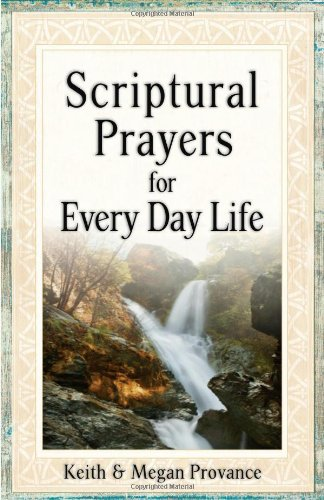 Scriptural Prayers For Everyday - Springs Mall Colorado Co