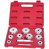 Goplus 10 PCS Wheel Axle Bearing Race and Seal Driver Installer Set Car Garage Tool Kit