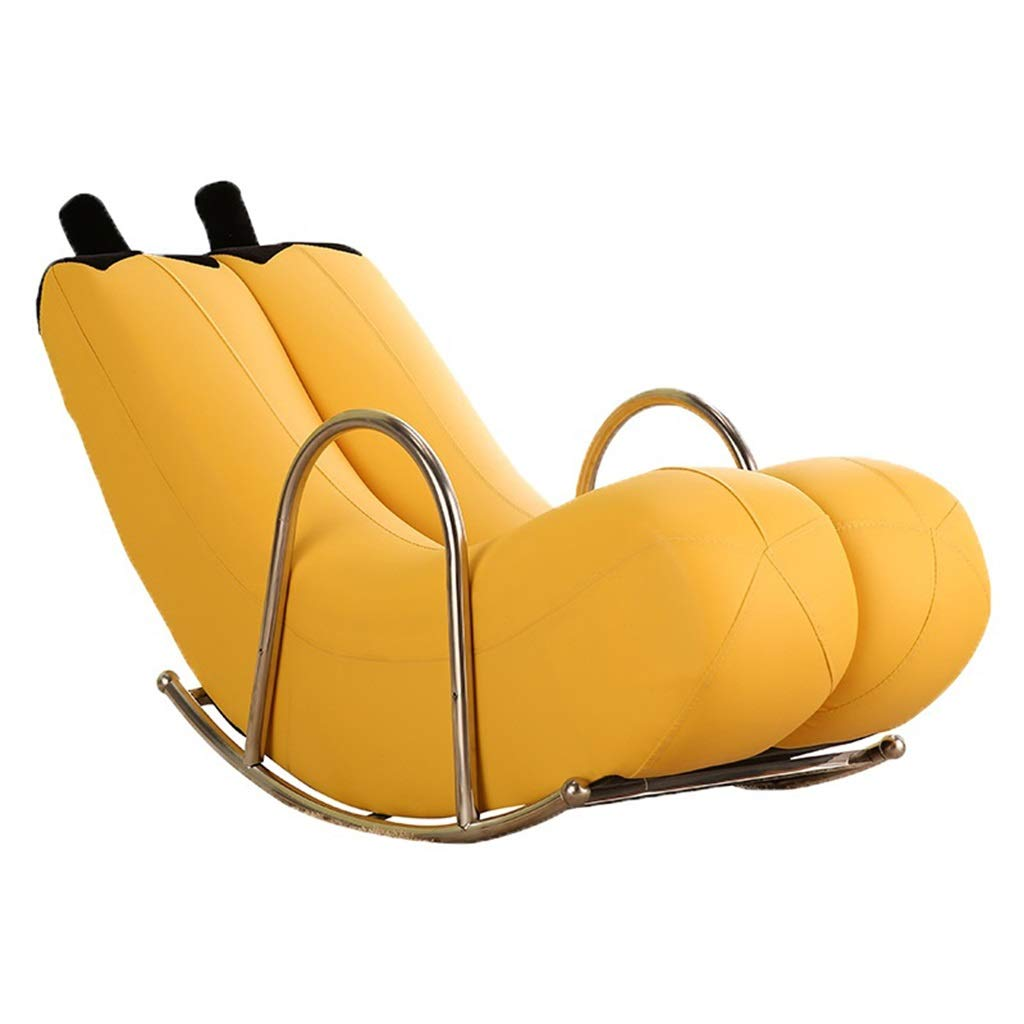 Longue Unique Balcon Chambre Banane Chaise Lazy Canapé qSUMVzp