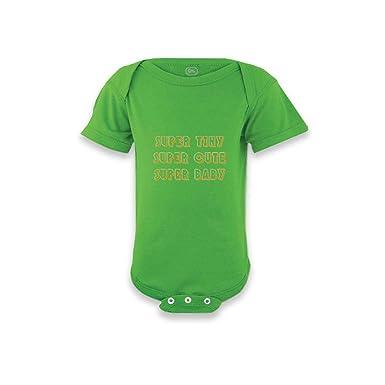 Amazon.com: Body de algodón para bebé, muy pequeño, muy ...