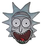 RICK AND MORTY Embroidered Shaped Cushion - Rick