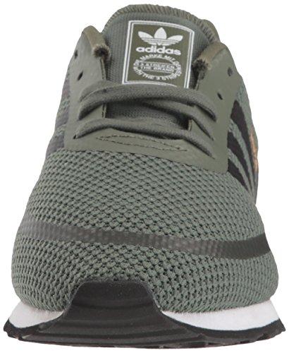 Black bambini Ftwr Core Vela Deckfin Originals Green Unisex White Base Da Adidas Scarpe qYvFT1