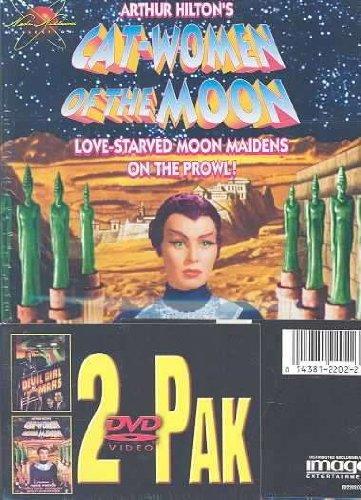 Devil Girl From Mars/Cat-Women of the Moon