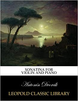 Book Sonatina for violin and piano