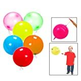 "DECORA 50pcs 12"" Punch Balloons with Rubber Band"
