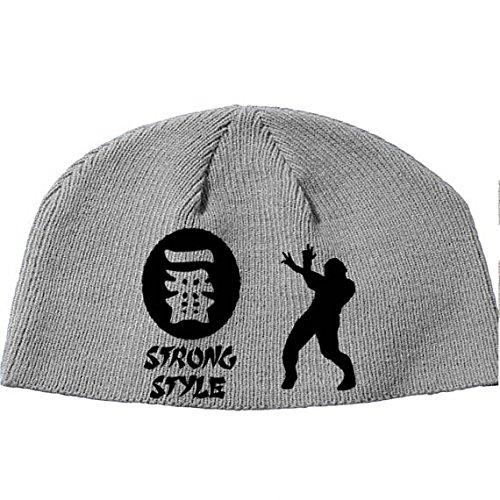 a3acfbc1df6 Squared Circle Shinsuke Nakamura King Of Strong Style artist WWE NXT WWF  Wrestling Wrestler Beanie Knitted