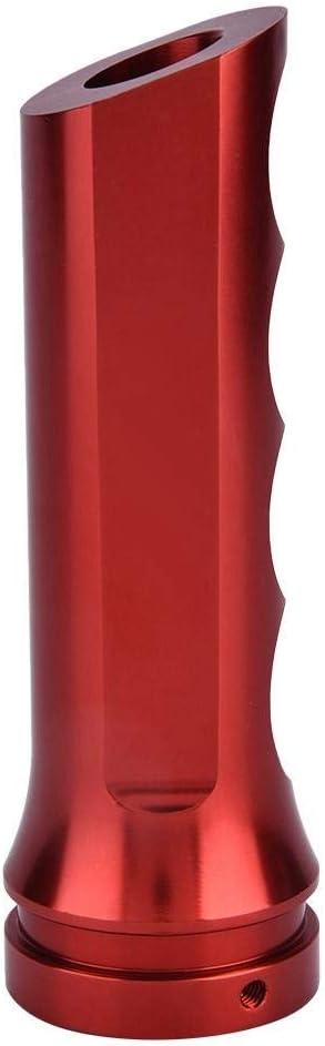 Handbrake Grip Cover,Car Aluminum HandBrake Cover Handle Protector Black Hand Brake Sleeve for Universal Auto Cars