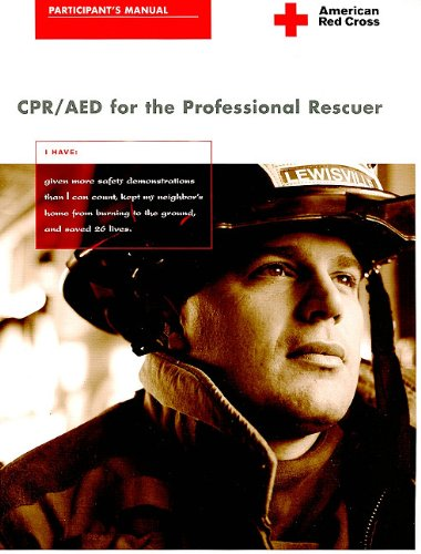 Cpr/Aed For Professional Rescuer