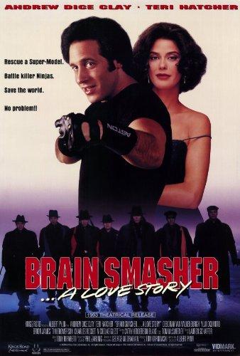 Amazon.com: Cerebro SMASHER... Una historia de amor Póster ...