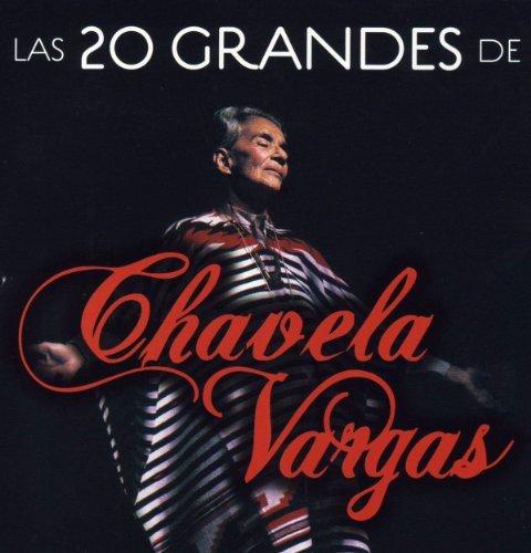 Los Grandes De Chavela Vargas by Wea Spain