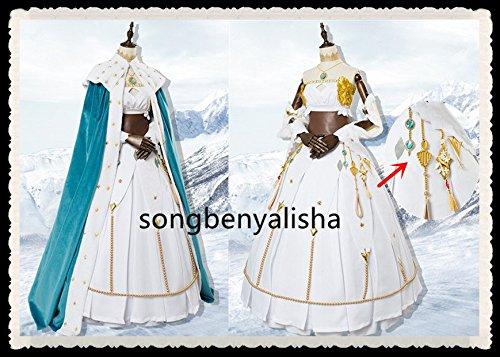 Fate/Grand Order ★FGO 皇女アナスタシア★コスプレ衣装