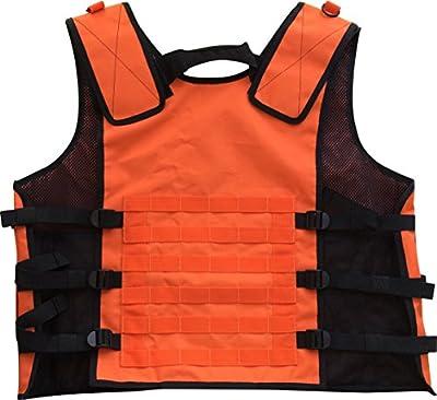 Hellfire Orange Big Game Vest