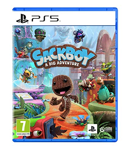 Sackboy: Una Aventura a lo Grande – PlayStation 5