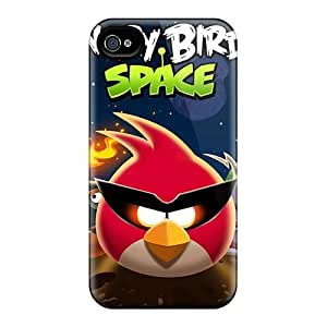 HsF10510HtrO Protective Cases Diy For SamSung Galaxy S6 Case Cover (angry Birds Space Hd)