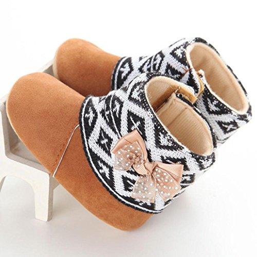 Baby Stiefel,Chshe Baby Kleinkind Säugling Stiefeln Weichen Sohle Prewalker Krippe Schuhe