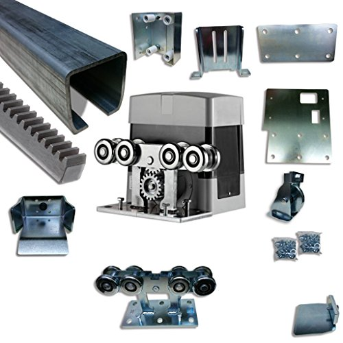 Cantilever Gate - Slide Gate Opener & Truck Assembly Cantilever Slide gate trolley rolling gate