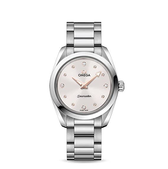 OMEGA - Reloje para Mujer Seamaster Aqua Terra - 220.10.28.60.54.001