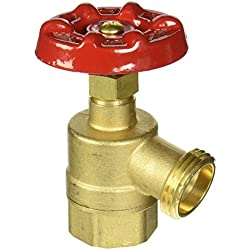 B and K 108-104 Bent Nose Garden Valve, 3/4""