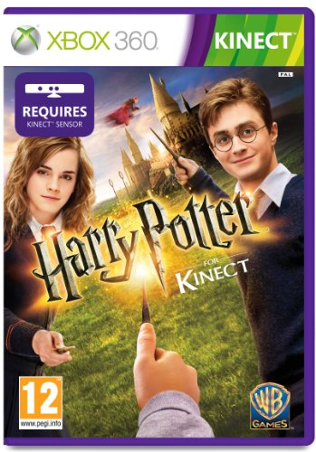 Harry Potter - Kinect Required (Xbox 360) (Best Harry Potter Game Xbox 360)