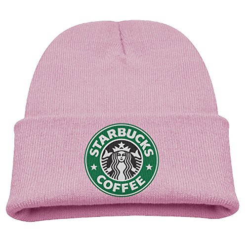 Price comparison product image SuperFF Kid's Starbucks Coffee Logo Beanie Cap Knit Cap Woolen Hat