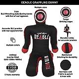 Deagle Master Smith MMA Grappling Submission